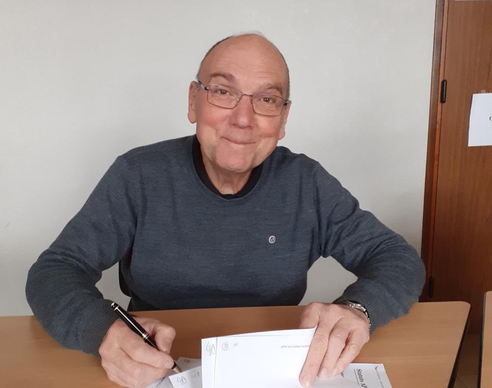 Jean Paul BRET Président ALLIANCE DU BATIMENT