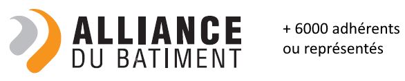 Alliance du batiment Logo