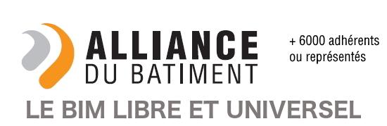 Alliance du batiment Logo